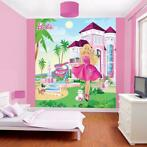 Barbie XL fotobehang behang Gratis LIJM * Muurdeco4kids