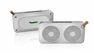 bestbeans-Fashion-White-Design-Mobil-Speaker-Wireless-Lautsprecher-12H-IP-54