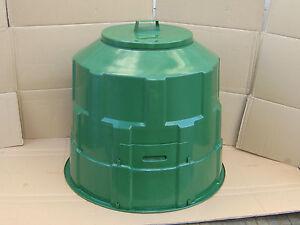 Bidone Compostaggio Composter Rapido 250 Litri Compostiera