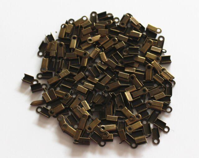Bulk small craft clasp crimp bead necklace bracelet end