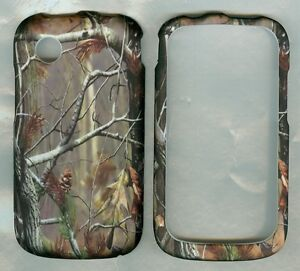 Camo Realtree ATT ZTE Avail Z990 990G Merit Straight Talk Cover Case