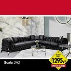 CHESTER DEALS v.a. €595,- Bankstel Slaap Chesterfield