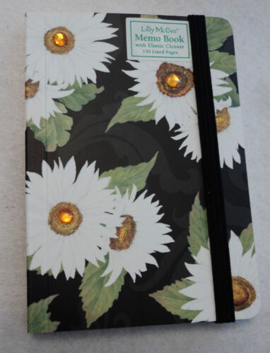 daisy purse BLANK MEMO BOOK 150 pages lined LADY JAYNE mini journal diary in Books, Accessories, Blank Diaries & Journals | eBay