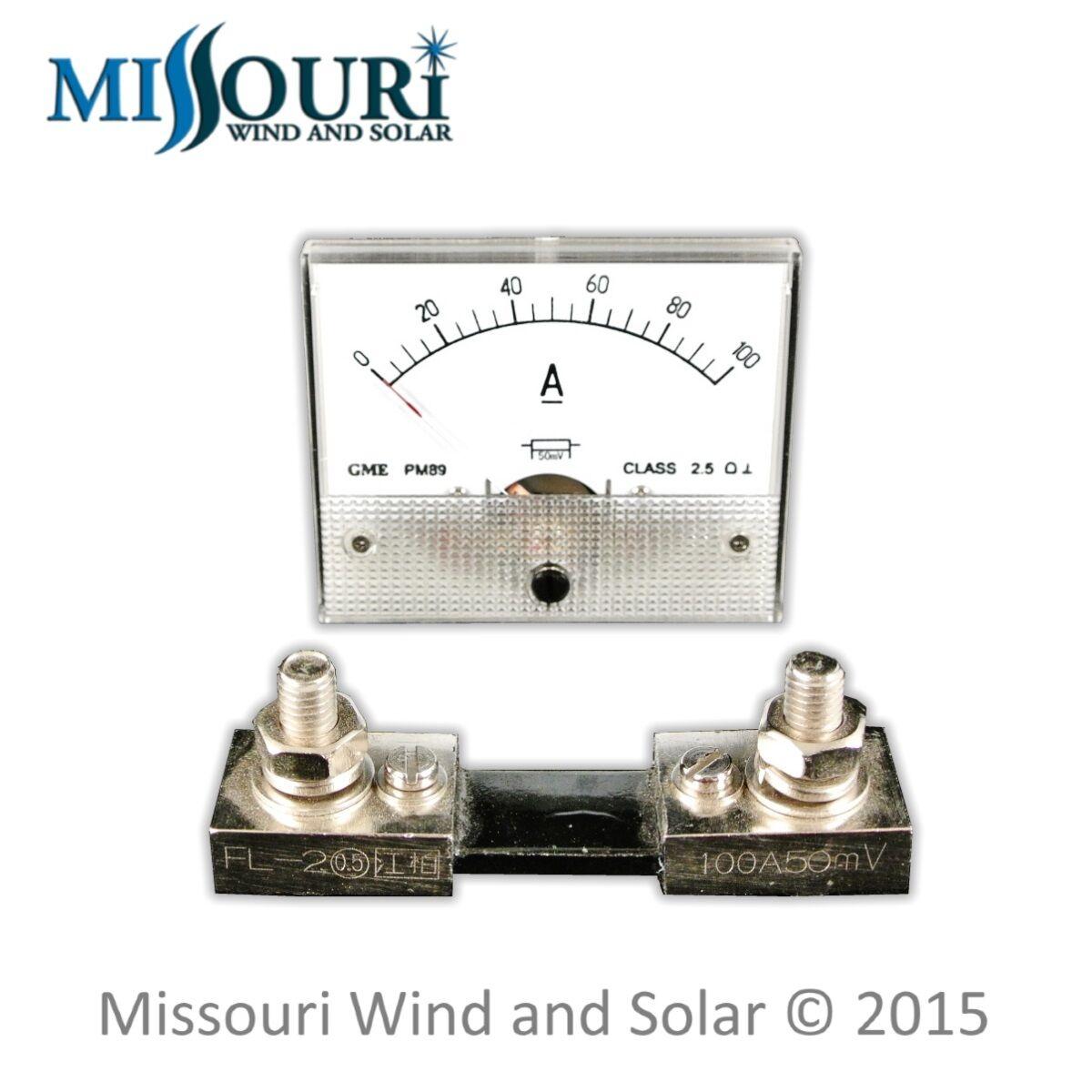 how to read solar inverter meter