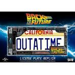 Doctor Collector metalen plaat - Scifi Back to the Future...