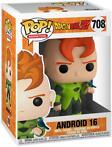 Dragon Ball Z - Android 16 Funko Pop! figuur