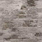 DUTCH WALLCOVERINGS Fotobehang Old Brick Wall grijs