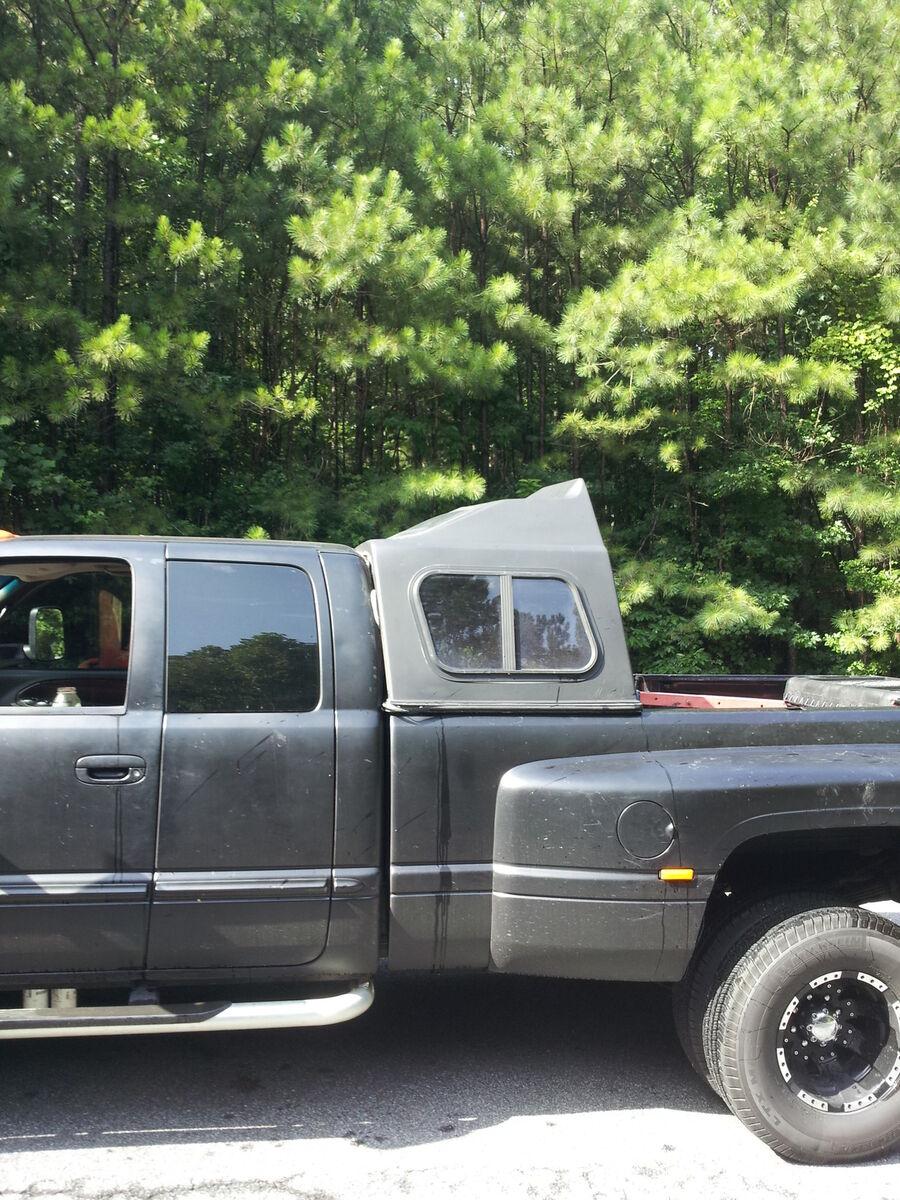 Fullsize Truck Sleeper camper Topper Top Dodge RAM Cummins