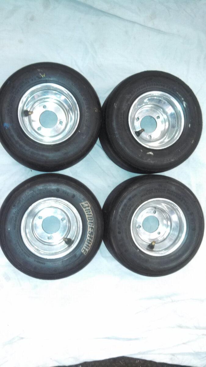Go Kart Bar Stool Racing Wheels and Tires