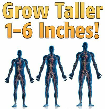 to Grow Taller V Height Increase Height Growth Gain Flex Pills