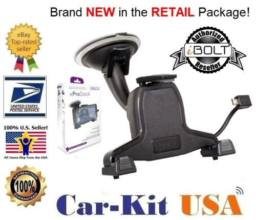 iBOLT xProDock Handsfree Charging Car Dock for ALL the Samsung Galaxy Phones in Cell Phones & Accessories, Other | eBay