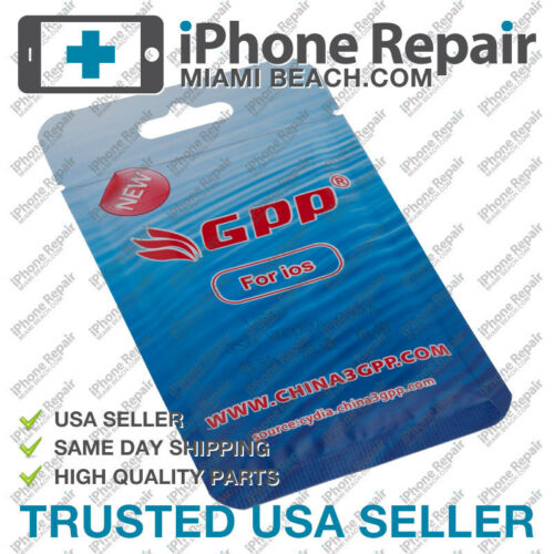 iOS 6 & 6.0.1 GPP Turbo iPhone 4S 4GS Verizon Unlock Ultra Card Sim R-Sim Rebel in Cell Phones & Accessories, Phone Cards & SIM Cards, SIM Cards | eBay