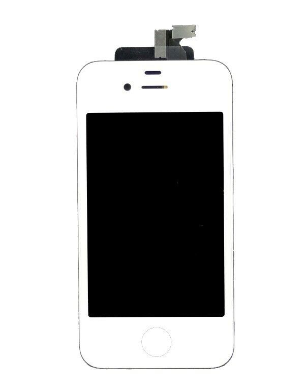 iPhone 4 4G White Replacement Glass Digitizer LCD Touch Screen for Verizon CDMA