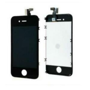 iPhone-4-Display-mit-Original-Retina-LCD-Komplett-Rahmen-Touch-Glas-Schwarz