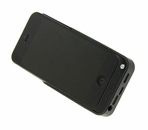iPhone-5-5S-Power-Case-Schutz-Huelle-Powerbank-Batterie-Zusatz-Akku-2200mAh