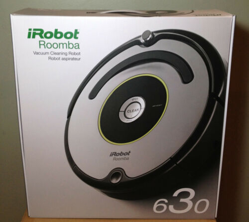 irobot roomba 630 vacuum robot brand new free ship usa. Black Bedroom Furniture Sets. Home Design Ideas