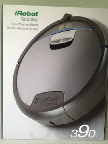 Irobot Scooba 390 Floor Washing Robot Scooba390 Free Ship