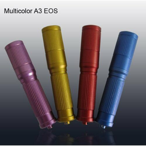 iTP A3 EOS 3 Modes 96 lumen LED Keychain Flashlight Black Purple Blue Red Color in Consumer Electronics, Gadgets & Other Electronics, Other | eBay
