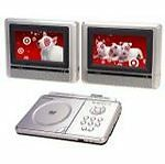 kawasaki PVS1965 Portable DVD Player (6....