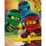 Lego Ninjago Fleeceplaid - 100 x 150 cm - Polyester