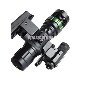 metal-Tactical-Red-Rifle-Laser-Dot-Sight-Q5-CREE-LED-Zoom-Torch-for-20mm-rail