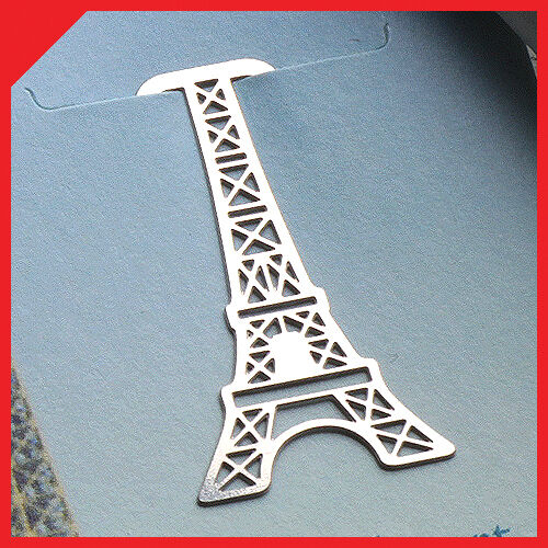 mini metal bookmark clip FRANCE PARIS TRAVEL eiffel tower french decor souvenir in Books, Accessories, Bookmarks | eBay