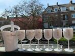 Moët & Chandon Limited Edition Set 6 Glazen + Ice Bucket