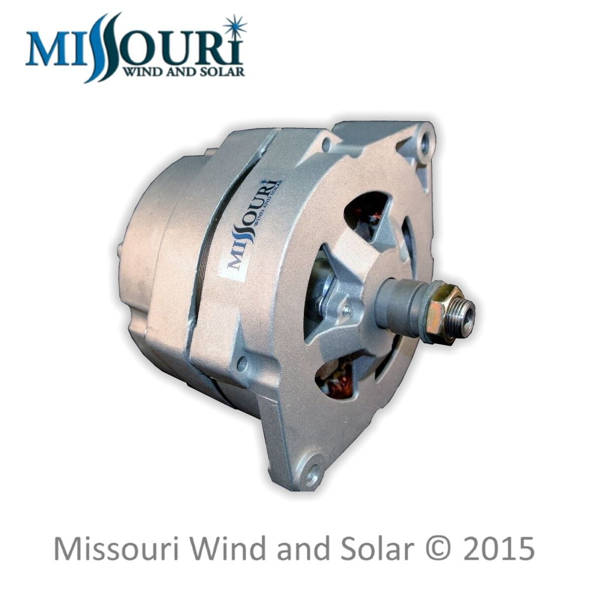 Car Alternator Wind Generator : Permanent magnet alternator volt dc for building a wind