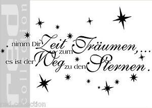 redcollection-WANDTATTOO-nimm-Dir-Zeit-V1-Spruch-Sterne-Wand-Aufkleber