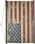 Riviera Maison - Stars And Stripes Flag Wall Deco -