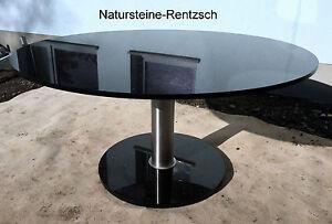 Runder esstisch s ulentisch wohnzimmer terrassentisch for Wohnzimmer marmortisch