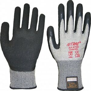 schnittfeste handschuhe taeki 5 nitras 6720 gr 6 11 ab. Black Bedroom Furniture Sets. Home Design Ideas