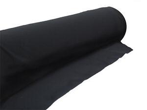 schwarzer filz teppich f r basskiste geh use kofferraum ebay. Black Bedroom Furniture Sets. Home Design Ideas