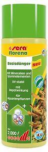 sera-florena-500-ml-Fluessiger-Basisduenger-fuer-praechtige-Wasserpflanzen