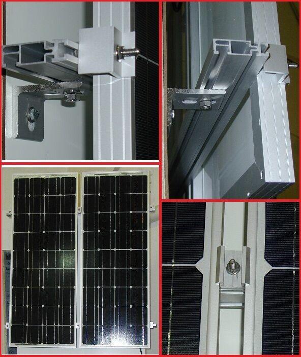 Unirac Solar Mount 4 Foot Solar Panel Mounting Rack With