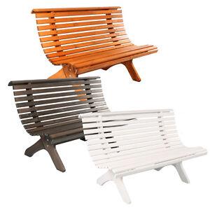 stabile ergonomische gro e sitzbank parkbank holzbank gartenbank 140 cm breit ebay. Black Bedroom Furniture Sets. Home Design Ideas