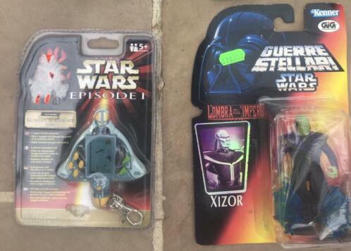 Star wars lot kenner Xizor