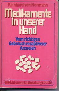 von-Normann-Medikamente-in-unserer-Hand-Vom-richtigen-Gebrauch-rezeptfreier-A