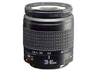 Canon EF f/3.5 Wide Angle Camera Lenses