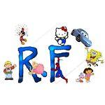 RA-FEU's Trendy-Kindermoden