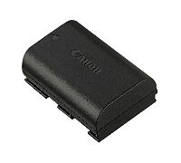 Camera Batteries for Canon EOS ,Charger Included