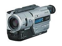 Sony Handycam Standard Definition Hi8 Camcorders