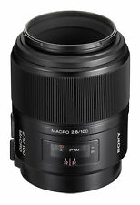 Sony Auto and Manual Focus Camera Lens