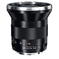 ZEISS Distagon T* Manual Focus Camera Lenses for Canon