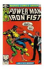 Iron Fist Bronze Age Defenders Comics