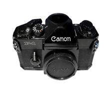 Canon F-1 Film SLR Cameras