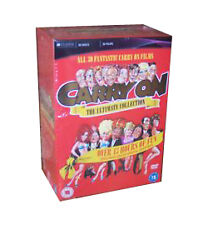 Boxing Carry On DVDs