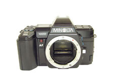 Auto & Manual Focus SLR Film Cameras with Timer
