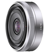 Mirrorless Wide Angle Camera Lenses for Sony
