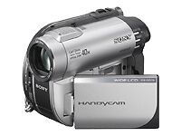 DVD 40-60x Optical Zoom Camcorders